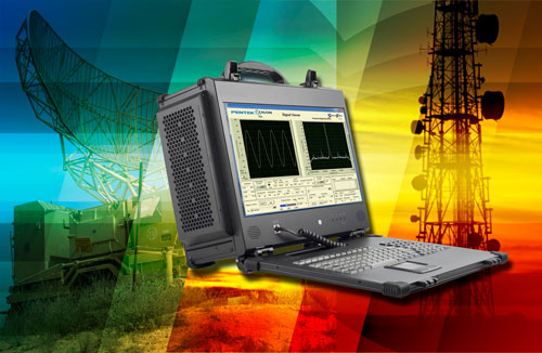 Pentek's Rugged Portable Recorder for Military and Aerospace Applications