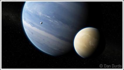 Exoplanets Abound and Deserve Names. Credit: Dan Durda