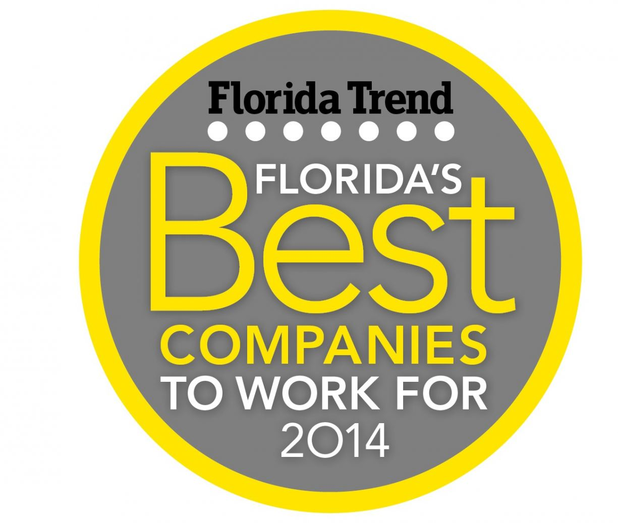 Florida Trend Best Companies to Work For 2014