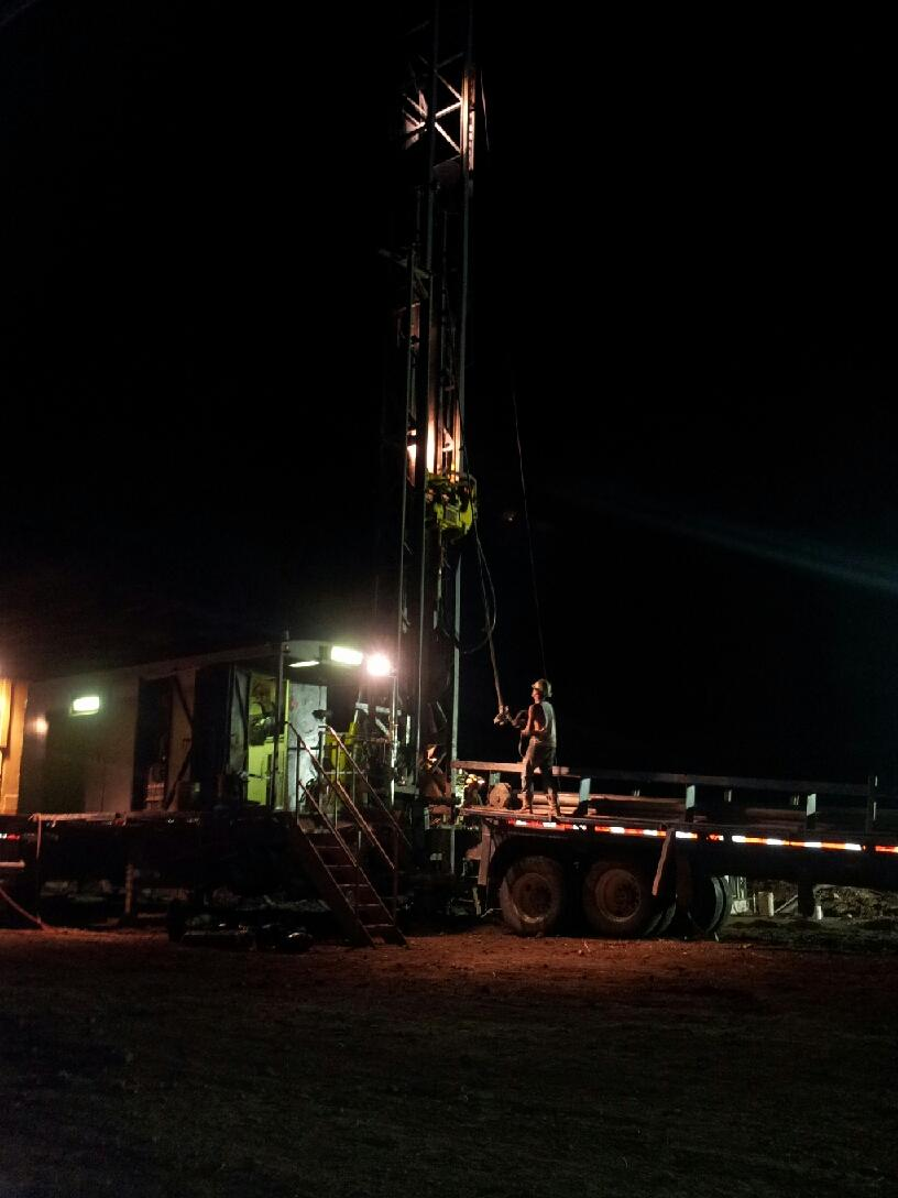 OODH CONTRACT OIL WELL DRILLING