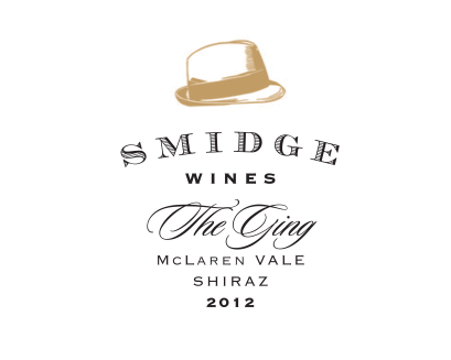 The Ging from Smidge Wines