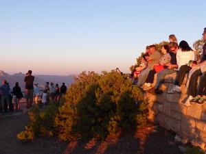 Grand Canyon South Sunset
