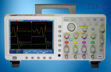 Saelig's TDS Series Oscillscope from Owon