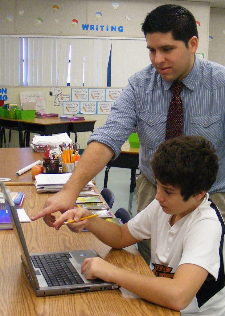 John Paul Alvarez, teacher & tutor