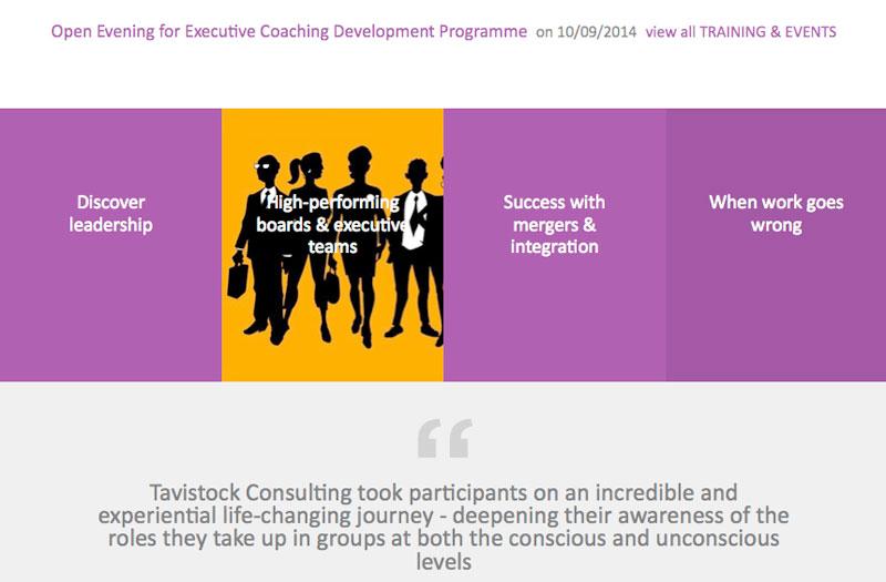Tavistock Consulting - Effective Leadership