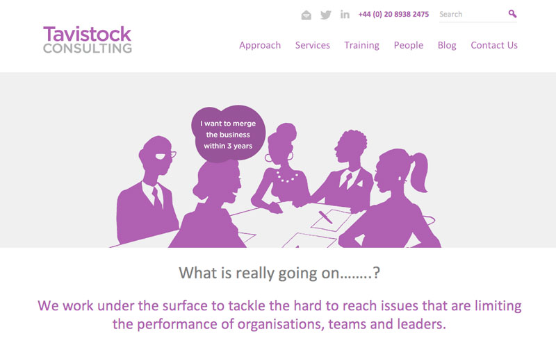 Tavistock Consulting - Organisational Development