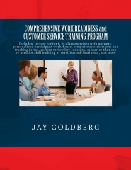 Instructor Book for DTR Inc.'s Work Readiness Training Program