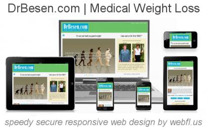 Speedy Secure Responsive Web Design