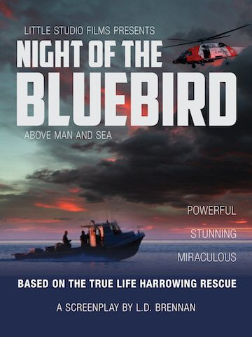 night of the bluebird by les brennan