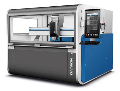 DATRON MLCube Large Format High-Speed CNC Milling Machine