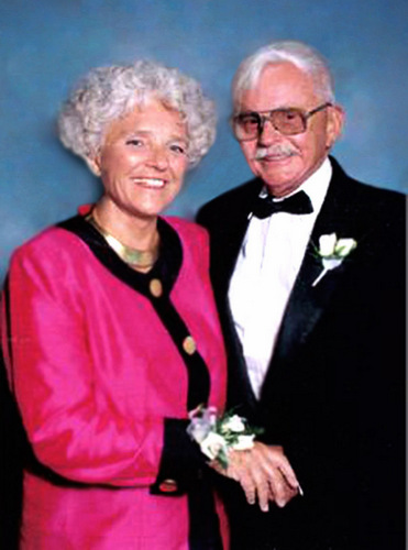 Betty and Dick Hegner