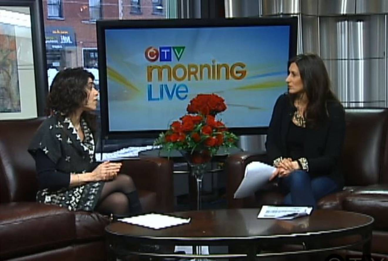 Candidate video profiling was recently featured on Ottawa's Morning News