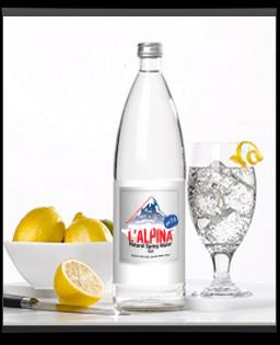 L'Alpina High Alkaline Water