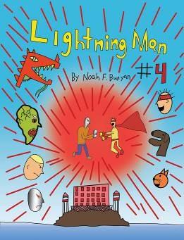 Lightning Man #4