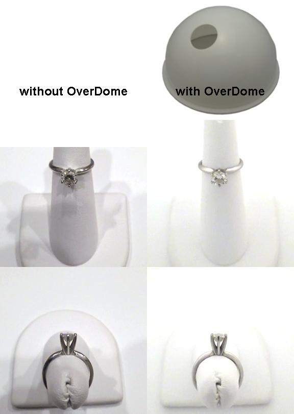 OverDome comparison; see viewpointlabs.com for Arqspin 360 spins and more photos