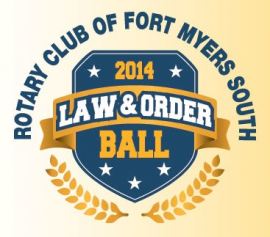 Law and Order Ball 2014 Logo