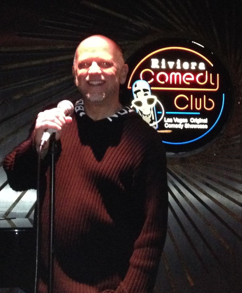 Comedian Don Barnhart Headlines Las Vegas