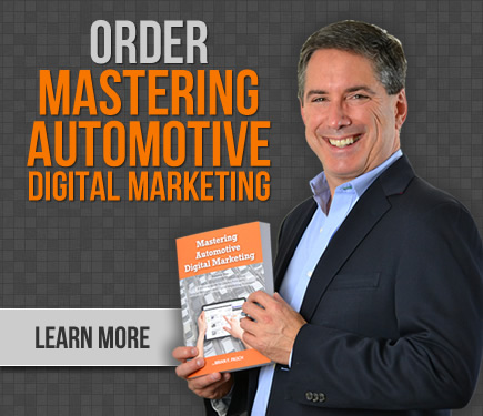 Mastering Automotive Digital Marketing is now available