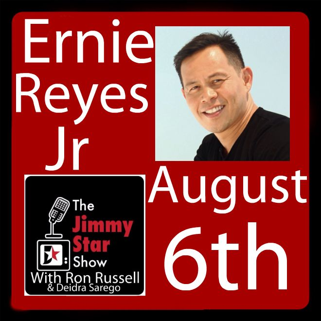 Ernie Reyes Jr. On The Jimmy Star Show