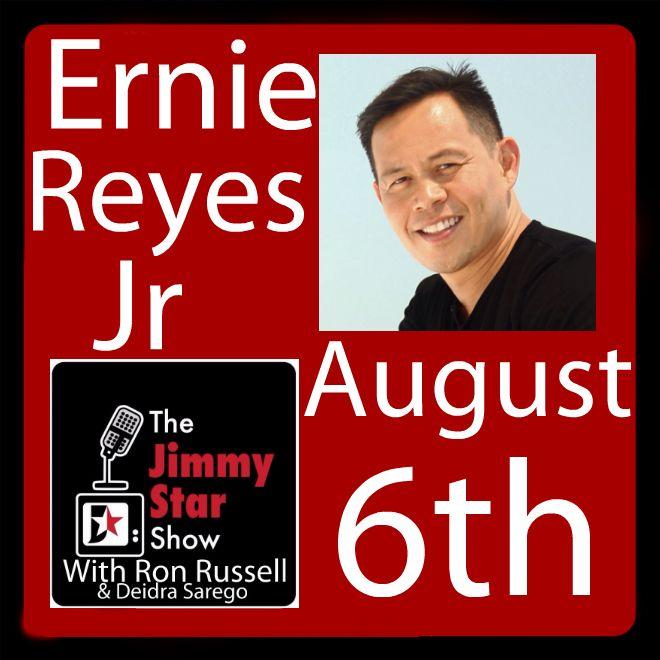 Ernie Reyes Jr. On The Jimmy Star Show