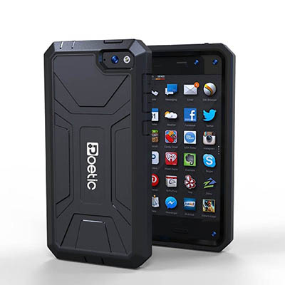 Revolution Fire Phone Case From Poetic Cases