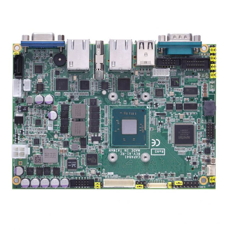 "Intel® Atom™ Processor E3845/E3827 3.5"" Embedded SBC-CAPA841"