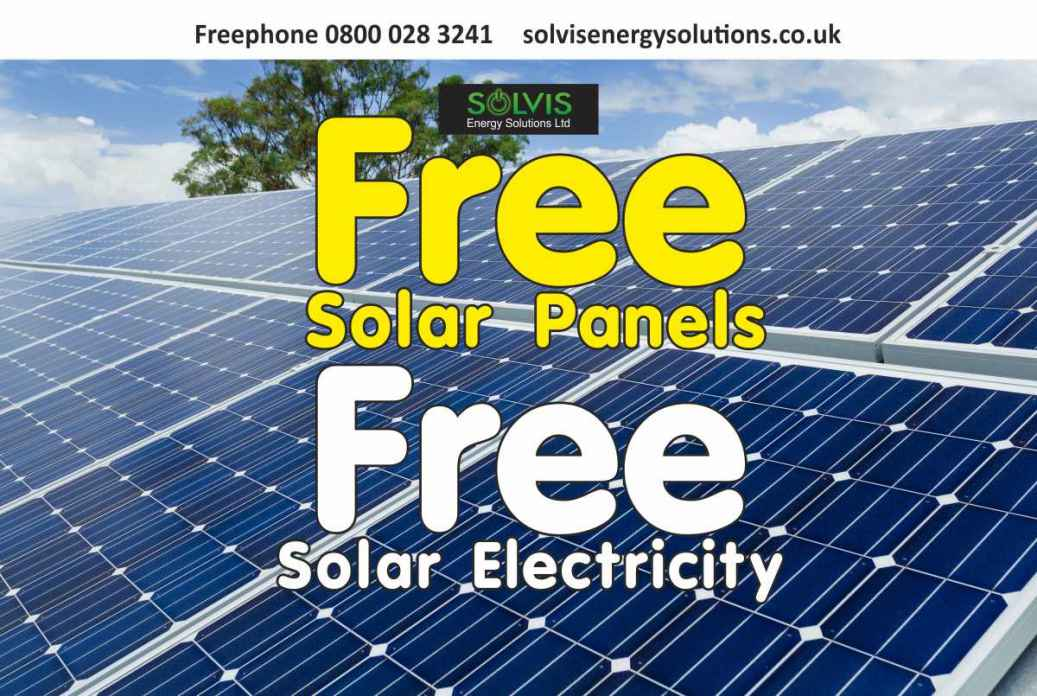 Free Solar - Free Electricity