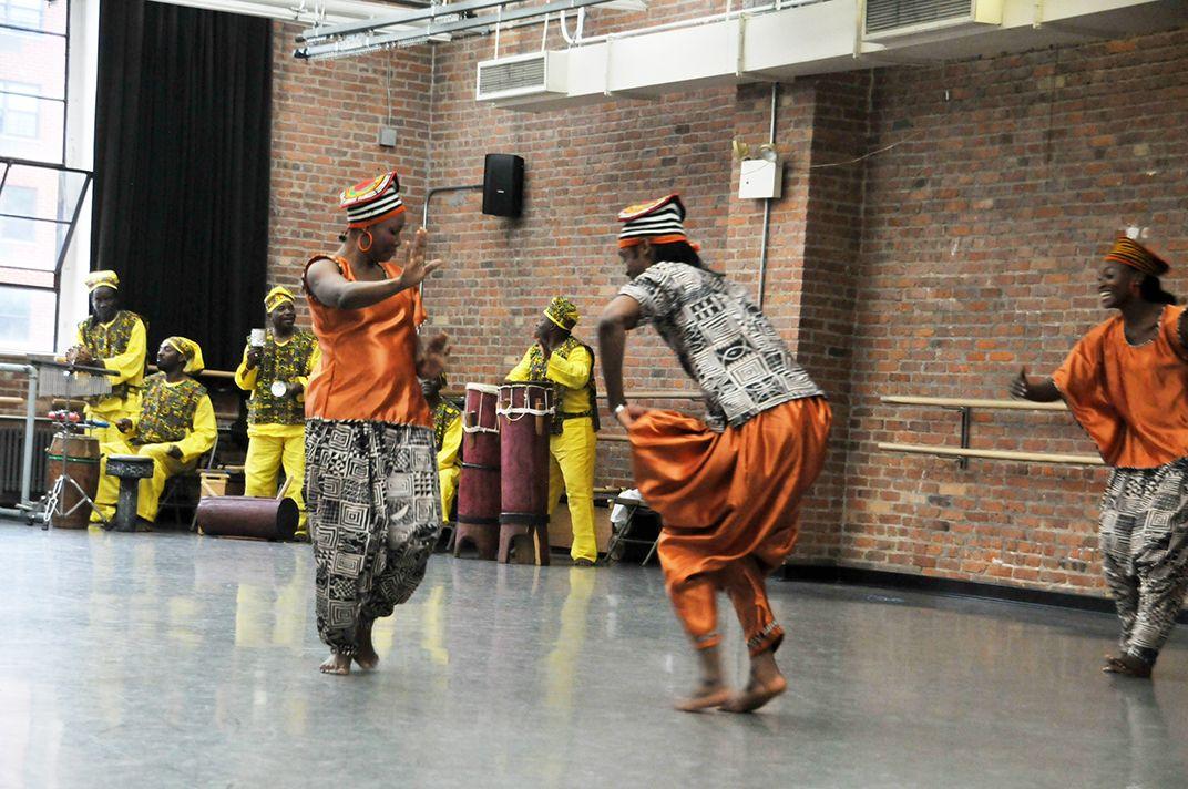 cnb dancers orange