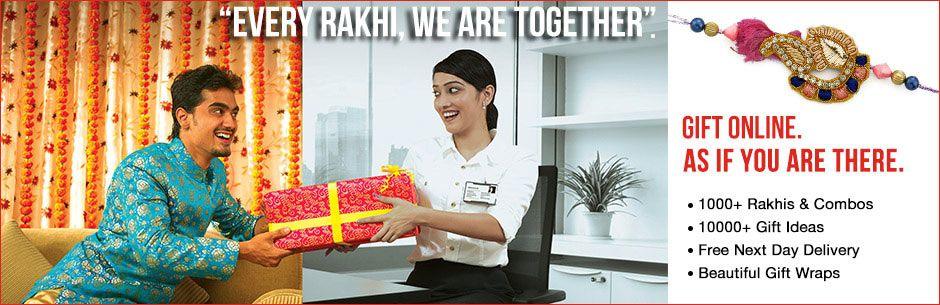 Raksha Bandhan Gets Bigger and Better with Gifteas