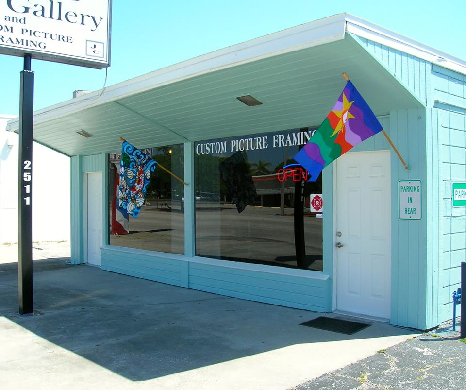 Cimino Gallery and Custom Picture Framing: in St. Pete at 2511 Dr. MLK Jr. St.N