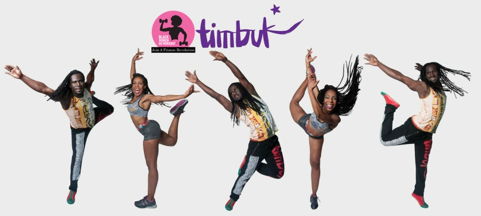 Black Women Do Workout® Partners With Timbuk Fitness ™