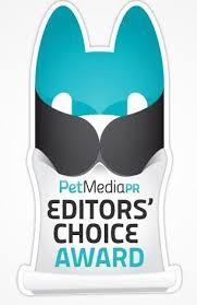 Pet Media PR Editors Choice Logo