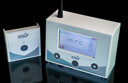 Tutela temperature monitoring system