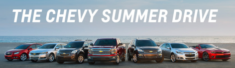 The Chevy Summer Drive