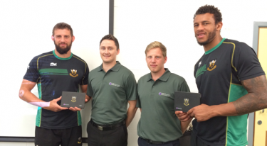 ILG Business Are To Provide Northampton Saints With Their Elite Sports App