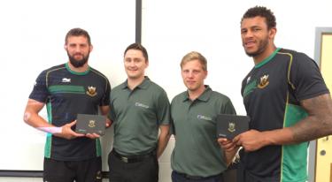 ILG Business Are To Provide Northampton Saints With Their Elite Sports App