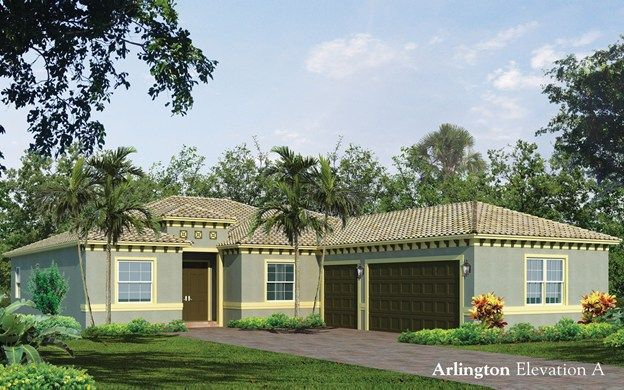 New Home Model Row Opens At Vero Beaches Best Gated