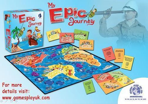 My Epic Journey