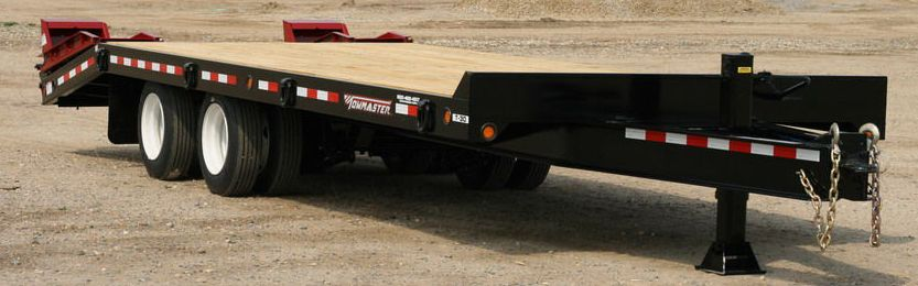 Ring Power is now an authorized distributor of Towmaster trailers.