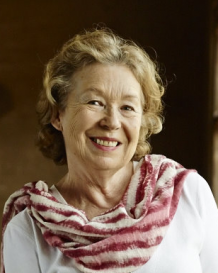 Ann Cotton, President and Founder of Camfed