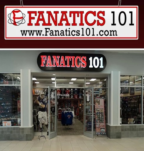 Fanatics 101 - Johnson City, TN