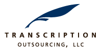 transcription outsourcing logo