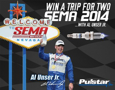 Win a Trip for Two to Las Vegas - SEMA 2014