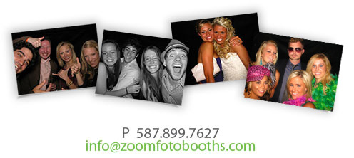 Zoom Foto Booths - Largest Photobooth Franchise in Canada and the U.S.