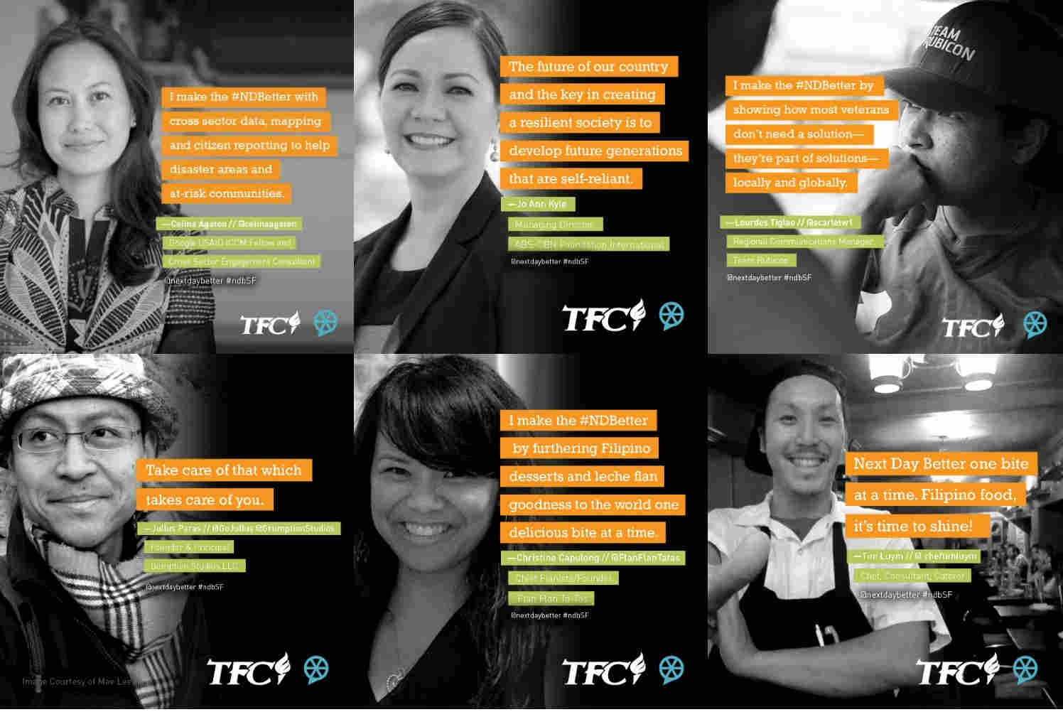 Powerhouse line-up of speakers at TFC Speaker Salon powered by NextDayBetter