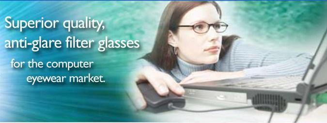 Sheer Vision Computer Glasses