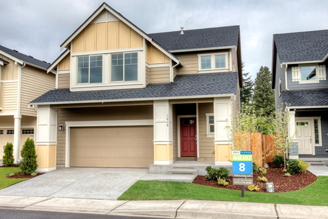 2083 Plan at Sterling Crossing in Olympia
