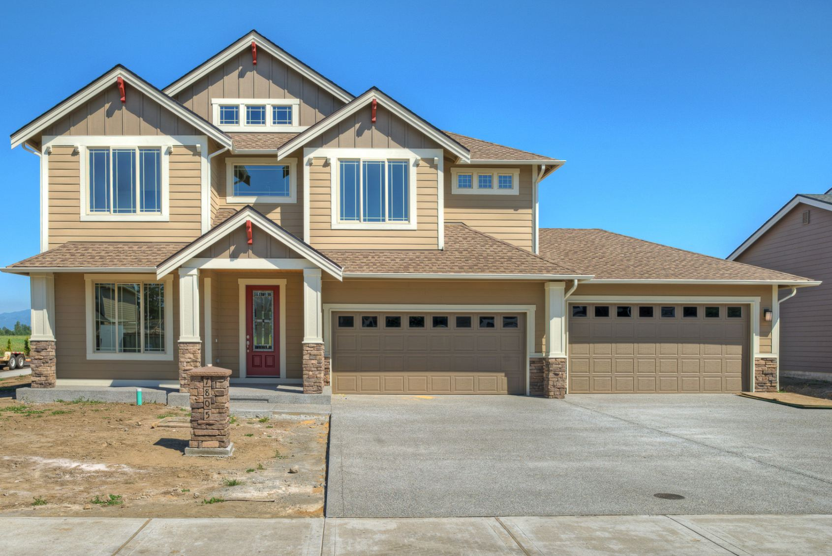 Lot 21 at Chinook Meadows in Bonney Lake