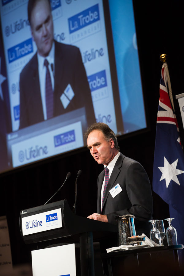 Brian Ford, La Trobe Financial's CFO
