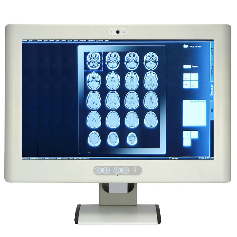 "22"" Fanless Medical Panel Computer with Intel® Core™ i7/i5/i3 - MPC225-873"